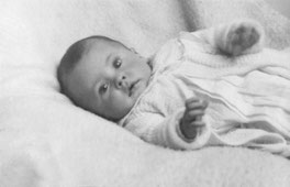 1923: Baby Francis