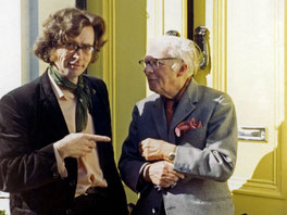 1970: Francis und Julian Huxley