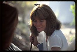 1984: Adle Getty, Third wife, Happy Valley LA