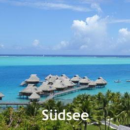 Südsee Inseln Reisen