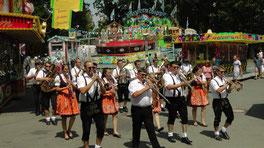 Gefreeser Wiesenfest mehr Klick auf's Foto