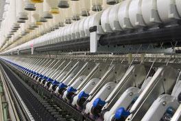 Branche Textilmaschinen