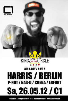 26.05.2012 Kingz of the Circle