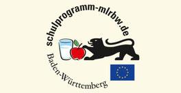 Logo EU Schulprogramm Obst
