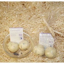 Beispielbild für Badetrüffel - Hier zu sehen Lavendel (Per Klick vergrößerbar)