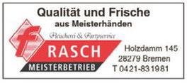 Rasch - Werbegemeinschaft Habenhausen-Arsten