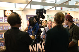 Interview Gesundheits Tipp.TV Buchmesse Frankfurt