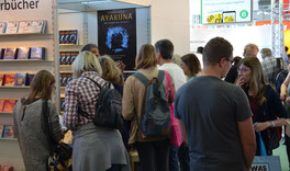 Frankfurter Buchmesse 15.10.2018