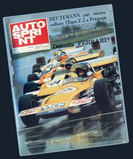 Ronnie en Autosprint
