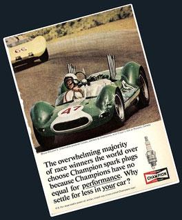 Bruce McLaren & Champion
