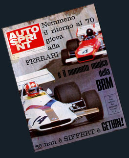 Jo Siffert en Autosprint
