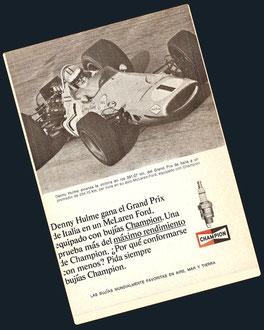 Denny Hulme & Champion