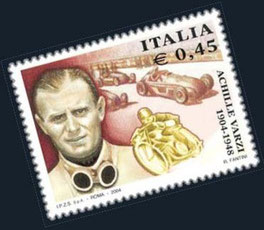 Achille Varzi Stampa postal