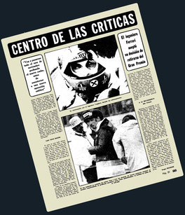 CENTRO DE LAS CRITICAS.