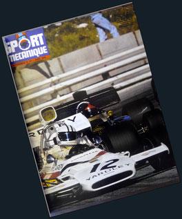 Denny Hulme & i'automobile