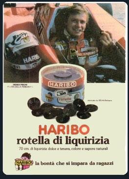 Pironi & Haribo
