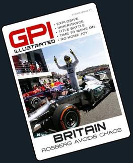 LXVIº British Grand Prix