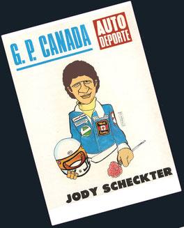 Jody Scheckter by Muneta & Cerracín en Autopista