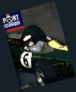 Jim Clark en L'Automobile