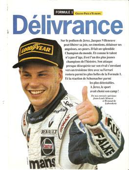 Gran Premio de Europa de 1997