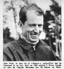 John padre del Fitch Phoenix.
