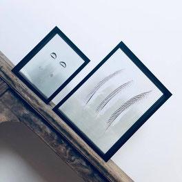 cadre plume - déco plume - cadre bois - décoration maison - boutique en ligne décoration