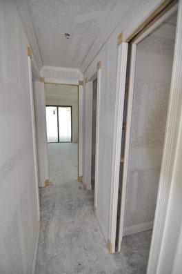 Durchgang Masterbedroom