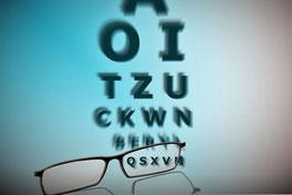 Online Sehtest bei Optik Flemisch
