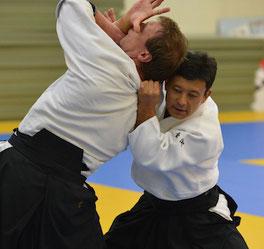 Takeshi Kanazawa Shihan 7. Dan Aikikai