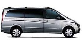Mercedes Minivan Vito/Viano (1-8 pax)