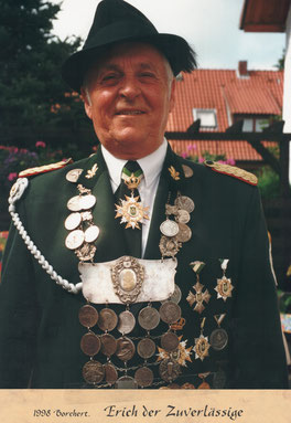 1998 - Erich Borchert