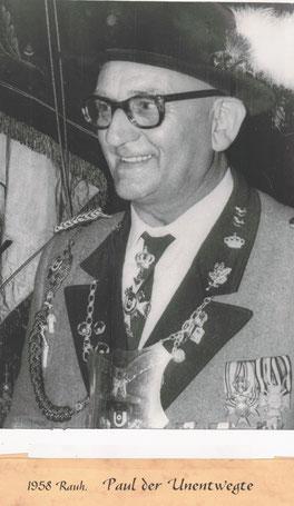 1958 - Paul Rauh