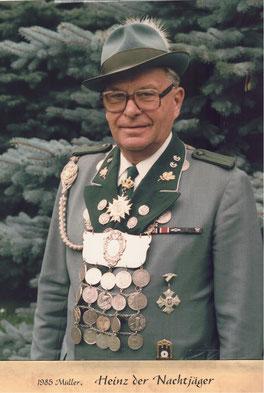 1985 - Heinz Müller