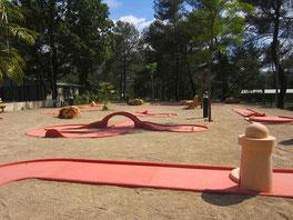 mini-golfs - aires de jeux imaginaires