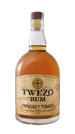 Twezo rum Trinidad & tobago