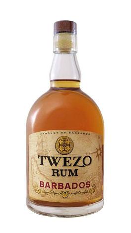 Twezo rum Barbados