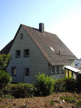 Gartenansicht Haupthaus