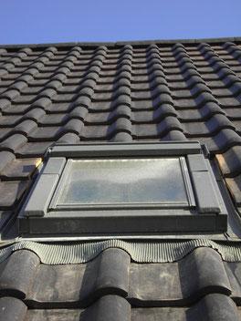 Dachfenster von außen