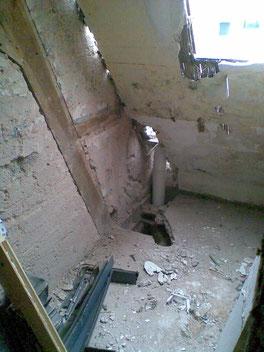 Ausbau Dachfenster Bestand