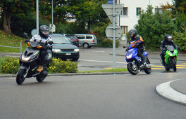 Fahrschule Rufin - Motorrad Grundkurs Teil 2