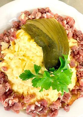 Meyers Gasthaus Maschen, Seevetal, Bauernfrühstück, traditionell