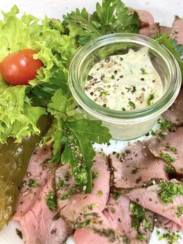 Meyers Gasthaus Maschen, Seevetal, Sauerfleisch