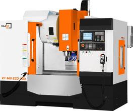Vertikalbearbeitungszentrum VF-Mill ECO 1100 von der Firma KAAST Werkzeugmaschinen (DE) - wird auf der INTERTOOL 2018 ausgestellt.