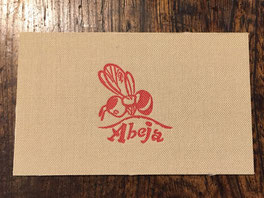 """お茶cafe """"Abeja"""""""