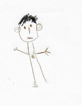 Le dessin du bonhomme est un test psychologique faisant partie des épreuves de personnalité dite projective.