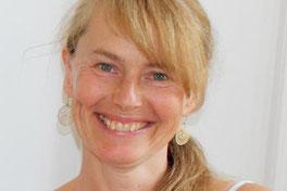 Kursleiterin Anne Drischel