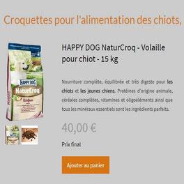 produit coach canin 16 pour vente en ligne avec e-cime.fr