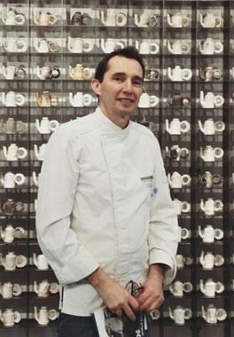 Chef Nicolas Galibert