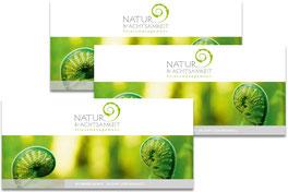 Infofolder als Download von Natur und Achtsamkeit