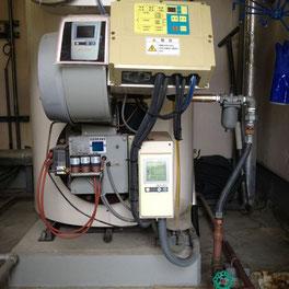 ボイラー燃料削減装置